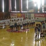 CSU Alba Iulia este câștigătoarea turneului de la Vrbas