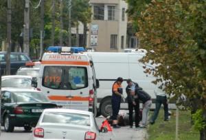accident-alba-iulia-strada-octavian-goga