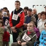 """Competiţie sportivă pentru copiii cu dezabilităţi din Alba Iulia la Colegiul Naţional """"HCC"""""""
