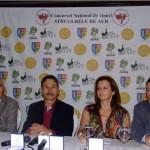 Astăzi la Alba Iulia a debutat Concursul Naţional de Vinuri Strugurele de Aur