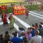 Începând de astăzi tradiționalele luptele dintre daci și romani vor începe de la ora 18.00