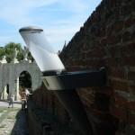 Reparații la rețele de iluminat public din Cetatea Alba Carolina