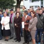 Astăzi a fost inaugurată Școala Profesională Germană din Alba Iulia