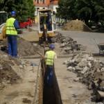 Patru noi străzi din cartierul Pâclișa vor fi racordate la rețeaua de apă și canalizare