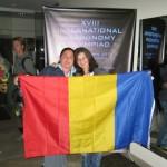 Albaiulianca Mălina Roşca a câştigat medalia de bronz la Olimpiada Internaţională de Astronomie