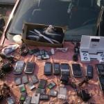 3 ore de razie a forțelor de ordine în Talciocul din Alba Iulia au adus amenzi și bunuri confiscate de peste 31.000 de lei