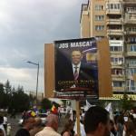 """Albaiulienii sunt invitați să participe duminică la """"cel mai mare marş civic din istoria oraşului"""", pentru salvarea Roșiei Montane"""