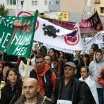 Nou marș de protest astăzi la Alba Iulia, împotriva proiectului de exploatare de la Roșia Montană