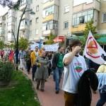 Un nou marș de protest, astăzi la Alba Iulia, împotriva proiectului de exploatare de la Roșia Montană
