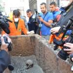 Șapte sarcofage romane, vechi de aproape două milenii au fost descoperite la Alba Iulia