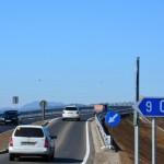 Autostrada Sibiu – Orăștie: În zona Șibot s-a deschis circulația pe pasajul rutier | Albaiuliainfo.ro