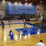 CSU Alba Iulia a învins astăzi pe CSM Târgovişte cu scorul de 61-50