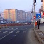 O fetiță a fost lovită de un autoturism pe o trecere de pietoni din Alba Iulia