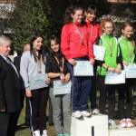Câștigătorii concursului de orientare sportivă organizat de IPJ Alba sunt Colegiul Militar și Şcoala Ion Agârbiceanu din Alba Iulia