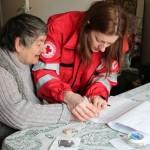 """Crucea Roşie Alba îi sărbătorește astăzi de la ora 16.00 pe vârstnicii de la Aşezământul """"Sfântul Andrei"""" din Bărăbanţ"""