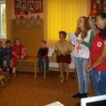 Ziua Mondială a Alimentului va fi sărbătorită de preșcolarii de la o grădiniță din Alba Iulia împreună cu voluntarii Crucii Roşii Române Filiala Alba