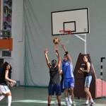 CSU a jucat astăzi un meci demonstrativ împotriva unei selecționate a elevilor Colegiului Național HCC din Alba Iulia