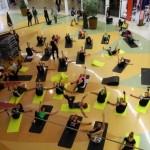 4 ore de fitness la Alba Mall sub îndrumarea celor mai buni instructori ai momentului