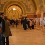 45 de postere ce prezintă procese de restaurare au fost expuse la Sala Unirii din Alba Iulia