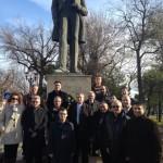 Liberalii din Alba l-au comemorat pe I. C. Brătianu, la 86 de ani de la trecerea sa în neființă