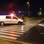 O femeie a fost lovită în această seară de un autoturism pe trecerea de pietoni de pe strada Republicii din Alba Iulia
