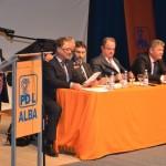 Micea Hava şi Ion Dumitrel rămân la conducerea PDL Alba
