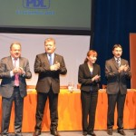 Vasile Blaga și Monica Macovei prezenţi la alegerea noii conduceri a PDL Alba