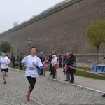 A 45-a ediţie a Crosului Unirii dedicată sportivilor de toate vârstele a avut loc în Şanţurile Cetăţii din Alba Iulia