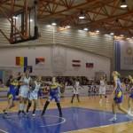 În ultimul meci din 2013 disputat pe teren propriu CSU Alba Iulia a învins pe Phoenix Galaţi cu scorul de 96-48