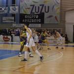 CSU Alba Iulia a pierdut derby-ul disputat astăzi împotriva ICIM Arad cu scorul de 72-75