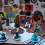 Expoziție la Alba Mall organizată de Centrul Școlar de Educație Incluzivă din Alba Iulia