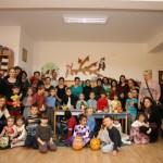 Preşcolarii au învăţat ce bucurii aduc toamna şi roadele ei la Grădiniţa nr. 12 din Alba Iulia