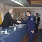 20 de poliţişti au fost înaintaţi astăzi în grad la sediul IPJ Alba