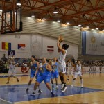 Astăzi în Central European Women League: Flying Foxes Viena – CSU Alba Iulia 75-71
