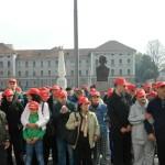 """Astăzi la Alba iulia va avea loc marsul persoanelor cu handicap – """"Cursa inimii cetăţii Alba"""" – ediţia a VI-a 2013"""