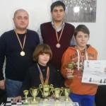 Şahiştii albaiulieni au câștigat 6 din cele 7 trofee puse în joc la Cupa Napocensis de la Cluj Napoca