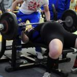 Campionatul Naţional de Powerlifting – împins din culcat – ediția 2013