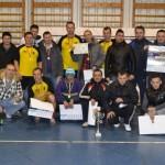 """Cea de-a doua ediție a Cupei Crăciunului la fotbal a fost câştigată de """"Elis Pavaje"""""""