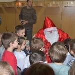 Moș Crăciun le-a adus daruri preșcolarilor de la Grădinița nr. 11 din Alba Iulia