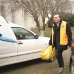 Peste 100 de familii defavorizate vor fi sprijinite în această iarnă de către Clubul Lions Alba Iulia