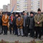 Omagiu adus astăzi la Alba Iulia pentru eroii Revoluţiei din Decembrie 89