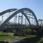 Accident rutier la ieșirea din Alba Iulia în zona podului peste râul Mureș