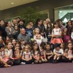 Prin intermediul spectacolului caritabil desfășurat la Alba Mall elevii Şcolii de Dans Chirilă au strâns fonduri pentru copiii nevoiaşi din Oarda de Jos