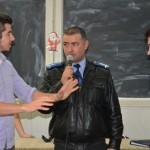 """Colegiul Economic din Alba Iulia a fost gazda ultimei acţiuni din proiectul """"Te vrem în siguranţă"""""""