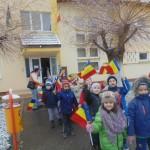 """Preșcolarii de la Gradinița nr. 9 din Alba Iulia au sărbătorit """"Mica Unire"""""""