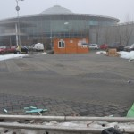 S-a închis patinoarul de la Alba Mall