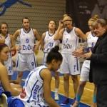 CSU Alba Iulia a învins astăzi pe Olimpia Braşov cu scorul de 100-53