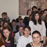 """Poetul național Mihai Eminescu omagiat de elevii Colegiului Național """"HCC"""" din Alba Iulia"""