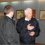 Galeriile de Artă din Alba Iulia vor găzdui joi expoziția de pictură semnată de artistul Gheorghe Suciu din Vinţu de Jos