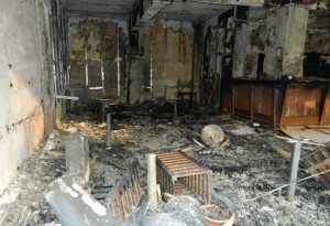 incendiu-cafenea-alba-iulia-01-01-2014